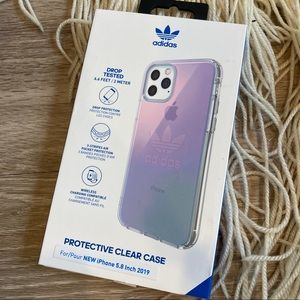 Brand New! Clear Adidas Case for iPhone 11 Pro